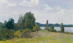 Владимир Кранц. Карт.м.,50х70. 1984