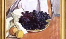 Геворк Котьянц (1906-1996). Натюрморт. Х.м., 38,5 x 43. 1964. Цена по запросу. Gevork Kotiantz. Still life. Oil on canvas. Price on request. 克瓦洛克 卡金茨