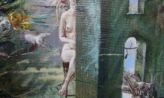 Слоники приносят счастье.60х90.2004.Фр.2